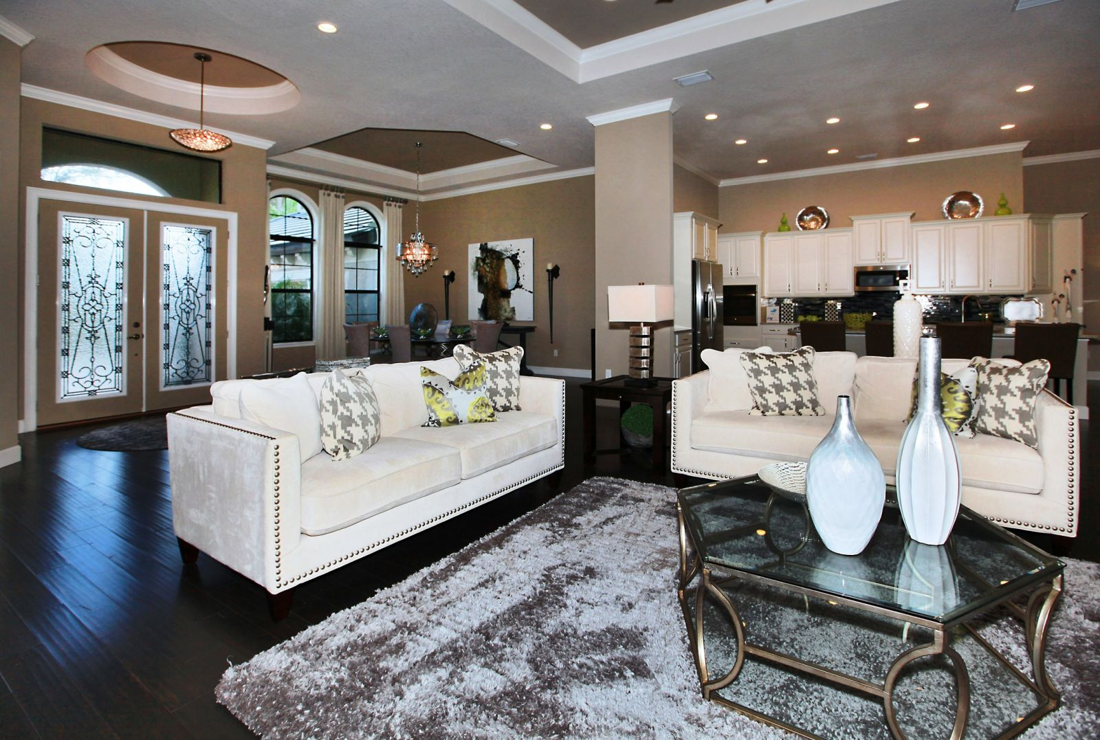 Ici homes official site - 121 Willow Oak Way Great Room