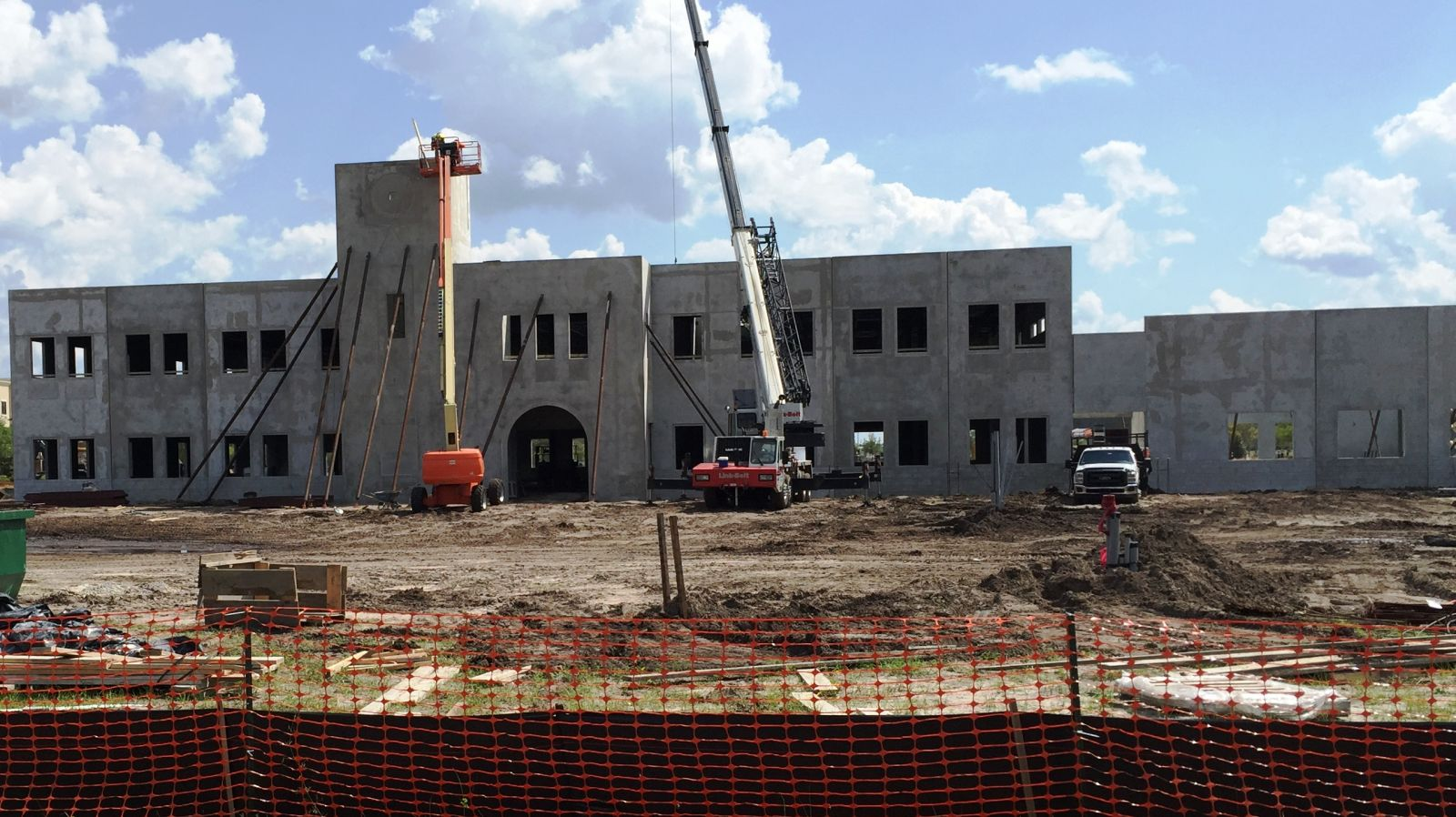 Under Construction: New Flagler County Jail Taking Shape