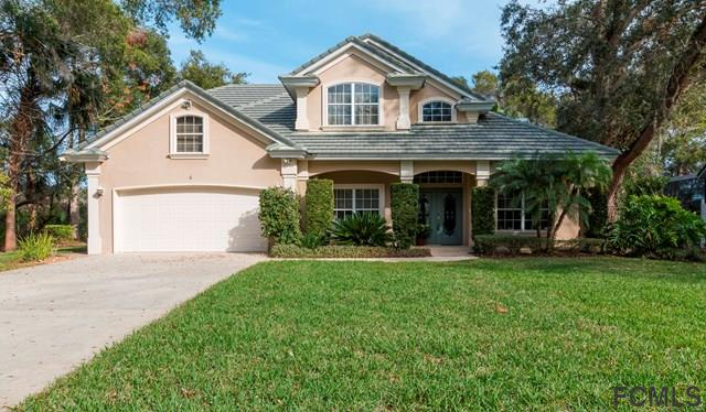 6 N Longview Way, Tidelands in Palm Coast, FL