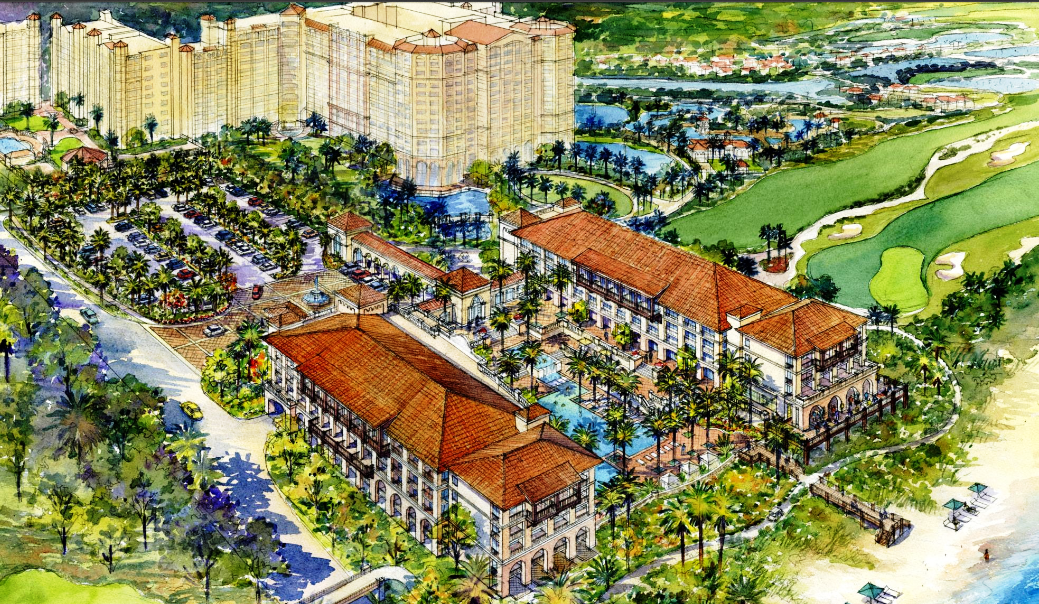 hammock beach club new lodge rendering hammock beach to share new lodge plans with club members   gotoby      rh   gotoby