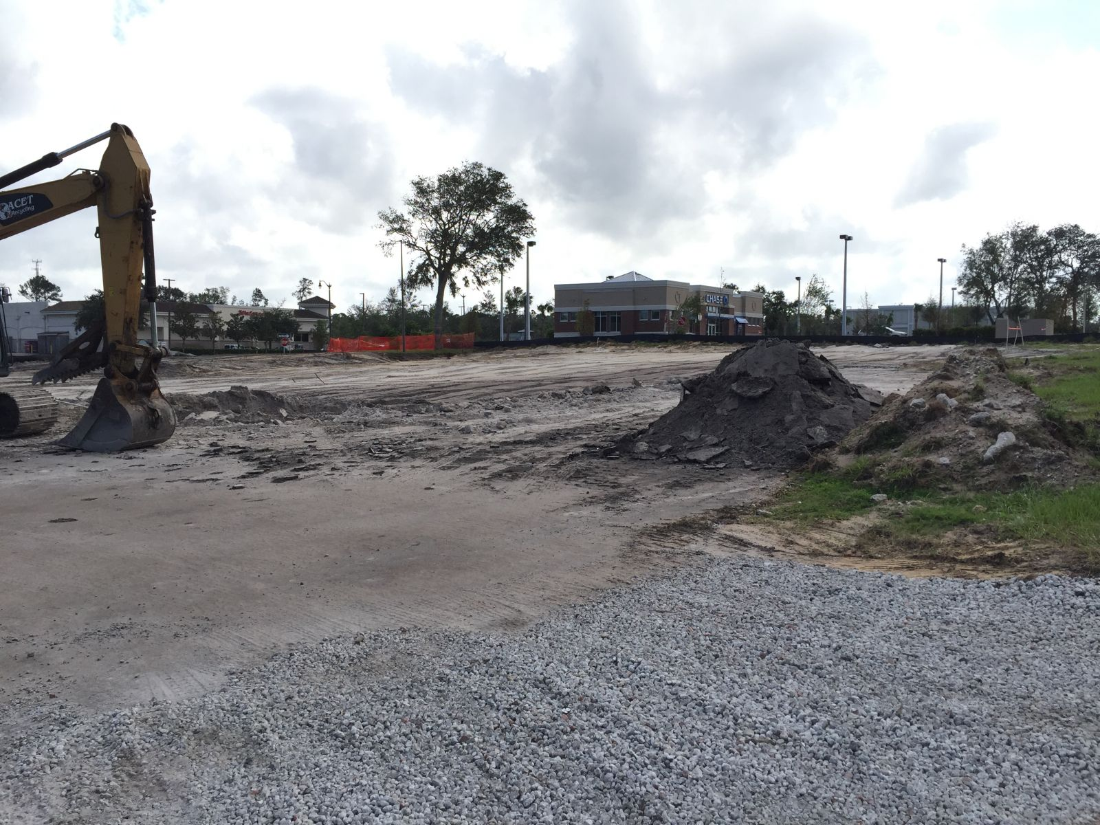 IHOP site development - Island Walk