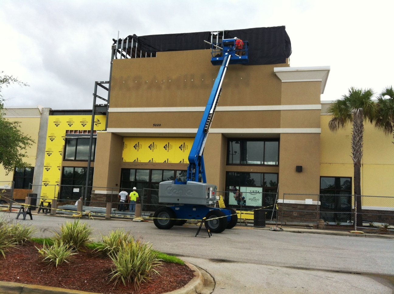 Palm Beach County Building Permits Issued