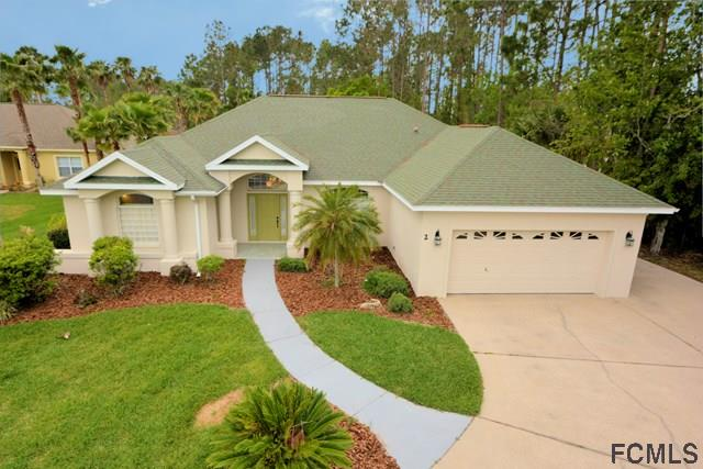 2 Lakeview Place W in Palm Coast, FL